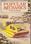 Click here to enlarge image and see more about item M8445: Popular Mechanics magazine-  March 949
