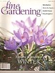 Fine Gardening magazine -  February 1998