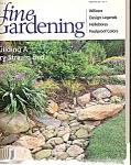 Fine Gardening magazine (Taunton's)_ February 2001