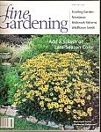 Fine Gardening magazing - aUGUST - 2001