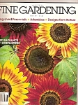 Click here to enlarge image and see more about item M8486: Fine Gardening magazin - August 1995