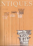 Antiques Magazine-  April 1959