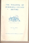 The magazine of Albemarle county history -  1972
