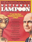 Click here to enlarge image and see more about item M8616: National Lampoon magazine - August 1983