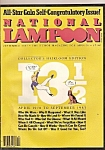 Click here to enlarge image and see more about item M8617: National Lampoon  magazine -  September 1983
