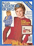 McCall;'s Needlework & Crafts -  July/August 1983