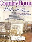 Click here to enlarge image and see more about item M8664: Country Home magaine -  October 2000
