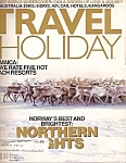 Click here to enlarge image and see more about item M8669: Travel Holiday magazine-  Dec., Jan. 1997