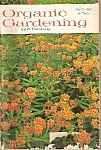 Organic Gardening and farming - March  1965