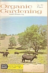 Oganic gardening and farming -  July 1968