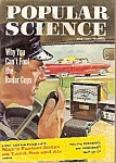 Click here to enlarge image and see more about item M8695: Popular Science magazine -  May  1959