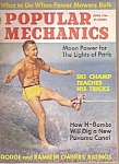 Popular Mechanics magazinen-  June 1964