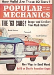 Popular Mechanics magazine -  Oct. 1962