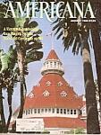 American magazine- August 1988