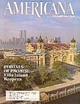 Americana magazine -  October 1990