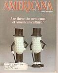 Americana magazine- 'april 1989