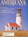 Americana magazine -  August 1989