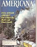 Americana magazine - June 1990