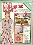 Click here to enlarge image and see more about item M8870: McCall's Needlework & Crafts -  Jan/Feb. 1983