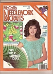 Click here to enlarge image and see more about item M8872: McCall's Needlework & Crafts -  May?June 1982