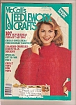 Click here to enlarge image and see more about item M8873: McCall's Needlework & crafts - October 1986
