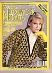 Click here to enlarge image and see more about item M8875: McCall's needlework & crafts - February 1986