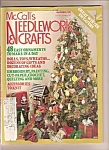 McCall's Needlework & crafts - December 1985