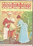 Good Old days magazine-  December 1968