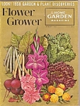 Click here to enlarge image and see more about item M8966: Flower Grower magazine - January 1958