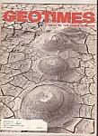 GEO TIMES Magazine -  June 1971