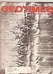 GEOTIMES Magazine - February 1972
