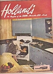 Click here to enlarge image and see more about item M9022: Holland's  the magazine of the south - November 1951