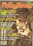 Field & Stream magazine - March 1982