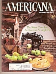 Americana magazine - October 1988