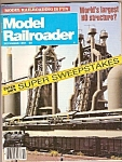 Click here to enlarge image and see more about item M9029: Model Railroader magazine - November 1984