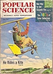 Click here to enlarge image and see more about item M9032: Popular Science magazine -  July 1954