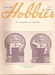 Hobbies magazine-  January 1974