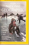National Geographic magazine-  June 1992
