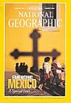 National Geographic magazine -  August 1996