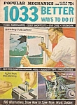 Popular Mechanics -  1966 edition