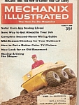 Mechanix illustrated -  August 1968