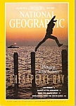 National Geographic magazine-  June 1993