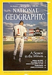 National Geographic magazine - April 1991