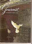 Gourmet magazine- May  1973
