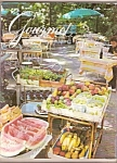 Gourmet magazine-  June 1973