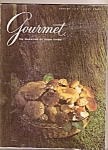 Gourmet magazine-  August  1973