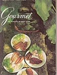 Gourmet Magazine-  October 1973