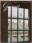 Gourmet magazine -  January 1976