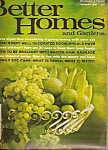 Better Homes and Gardens-  September 1966
