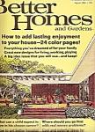 Better Homes & Gardens - August 1966